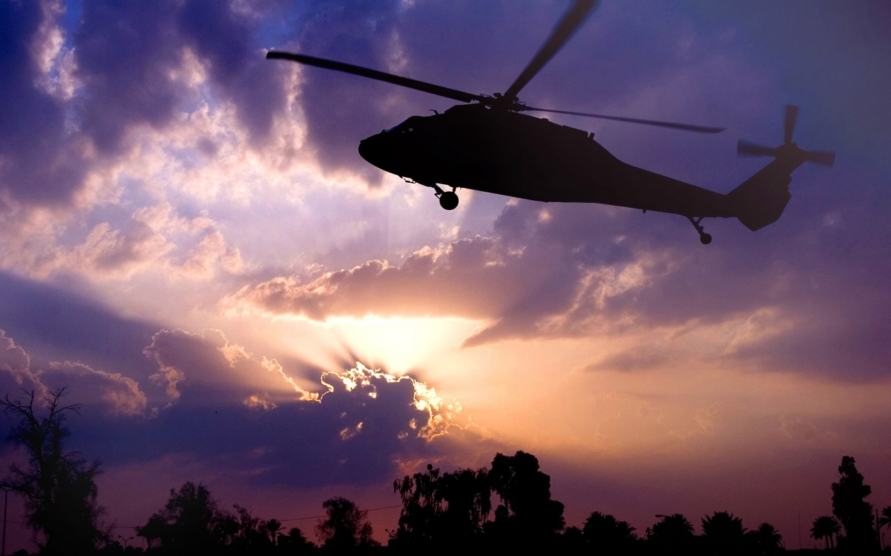 sunset_helicopter