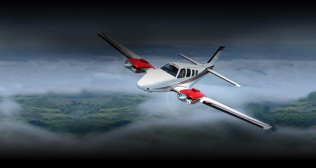 Hawker-Beechcraft-Baron
